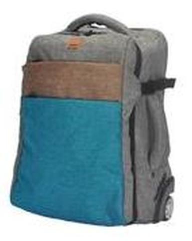 Rucksack mit Rollen beach 50x35x20cm Gewicht 2 kg