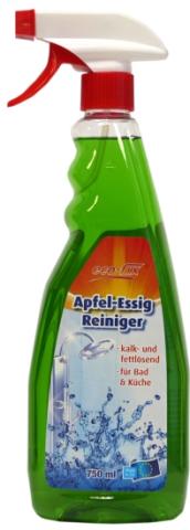 EcoFix Apfelessig-Reiniger mit Sprühpistole 750ml Ecco