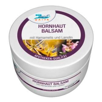Ecomed Natur Hornhaut Balsam 250 ml
