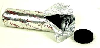 Räucherkohle 40mm 10er Rolle aus Westeuropäisches Buchenholz hergestellt
