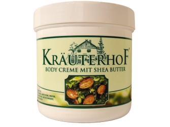 Creme Kräuterhof Body-Creme mit Shea-Butter 250 ml