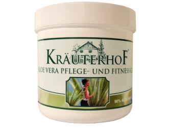 Creme Kräuterhof Aloe-Vera Pflege- und Fitness-Gel 100 ml