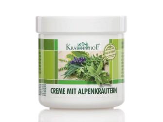Creme mit Alpenkräutern 250 ml