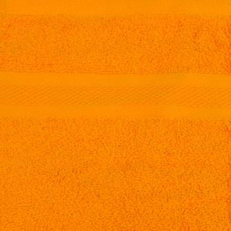 Smooth Frottierwäsche Badetuch 500 gsm 100x150 cm Sonne