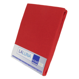 Textilion Fixleintuch-Jersey 150 gsm 160x200 cm Rot