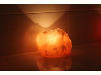 Himalayasalz-Teelichthalter ca 1-1.5kg