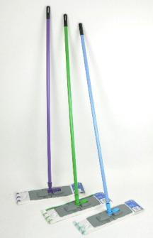 Mop Bodenreiniger 45x13x118cm Lifetime Clean 3ass