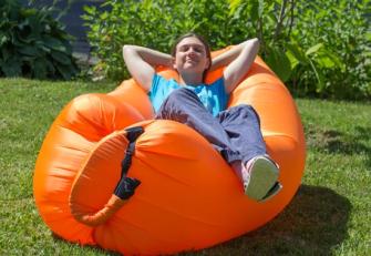 Sitzkissen Air Sofa orange