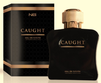 Eau de Toilette NG 100ml Caught Men