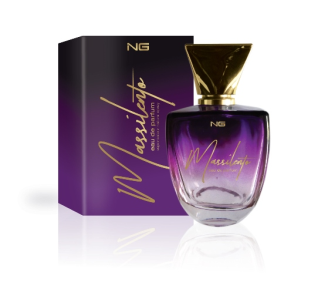 Eau de Parfum NG 100ml Massilento Women