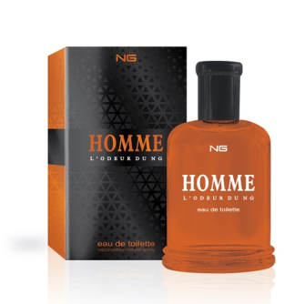 Eau de Toilette NG 100ml Homme red