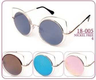 Sonnenbrille Damen 18-005 4ass