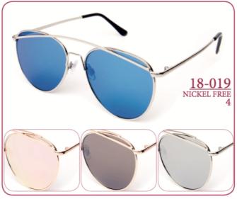Sonnenbrille Damen 18-019 4ass