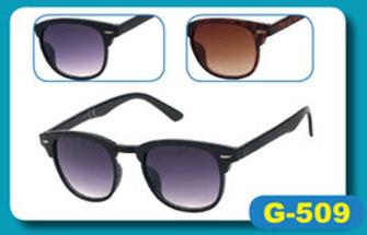 Sonnenbrille Damen G509 3ass