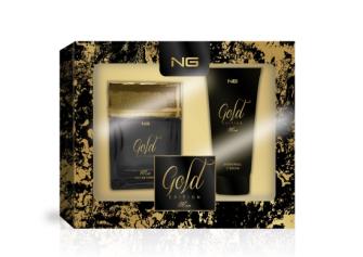 Geschenkset Eau de Toilette NG Gold Edition 100ml und Shower Gel 200ml