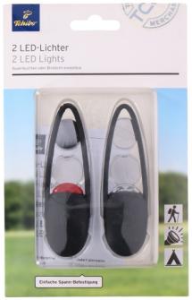 Fahrradlicht 2 Stk inkl. CR2032
