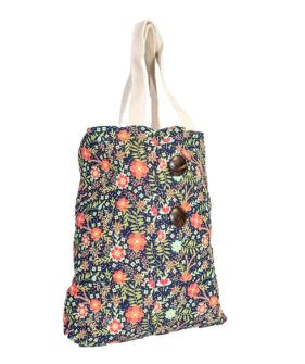 Tasche Frühling 100% Baumwolle 40x45cm