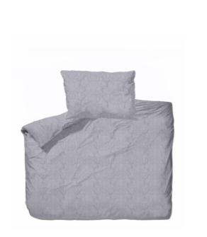 Bettgarnitur Paisley grau 160x210cm + 65x100cm 60% Cotton 40% Polyester