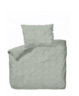 Bettgarnitur Paisley grün 160x210cm + 65x100cm 60% Cotton 40% Polyester
