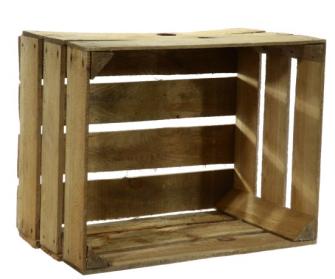 Holzkiste 30x50x40cm gebraucht