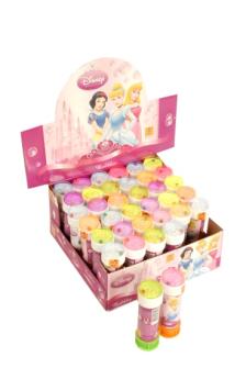 Seifenblasen 36erSet Disney Princess 60ml im Display