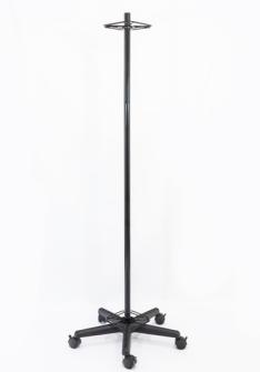 Ständer Rollständer mit Aufhängungen für 4 Hängeständer-  LEIHGABE bei voller Bestückung gratis
