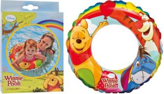 Schwimmring Winnie The Pooh d 51cm im Farbkarton