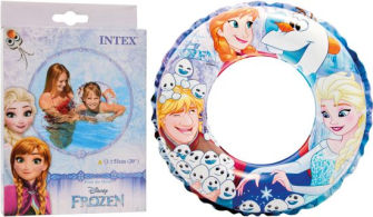 Schwimmring Disney Frozen d 51cm im Farbkarton