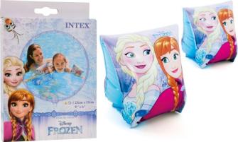 Schwimmflügel Disney Frozen 23x15cm  3-6 Jahre im Farbkarton