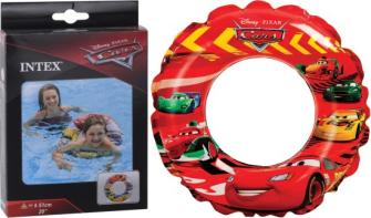 Schwimmring Disney Cars d 51cm 3-6 Jahre im Farbkarton