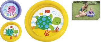 Schwimmbecken für Babys 61x15cm 2ass