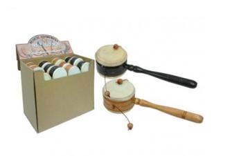 Instrument Handtrommel 6.5x22cm in Display BALI