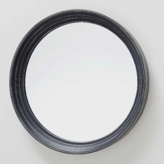 Spiegel rund grau D60cm