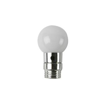 Magnet Glühbirne mit LED 7.5cm inkl. 3xR44