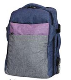 Rucksack mit Rollen Japan 50x35x20cm Gewicht 2 kg