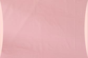 Bettgarnitur uni Kissenbezug 50x70cm sandfarben und pink 100% Baumwolle