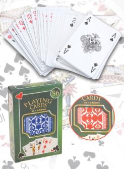 Spielkarten 56 Stk