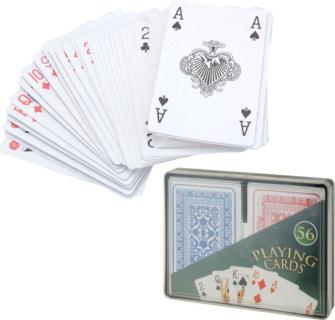 Spielkarten 2er Set