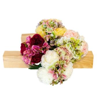Blumenstrauss 28cm 6ass