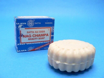 Seife Nag Champa 75gr Beauty in Display