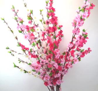 Kirschblütenzweig 130cm 3ass