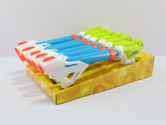 Wasserpistole PumpGun 6 Stk im Display 37x25x15cm