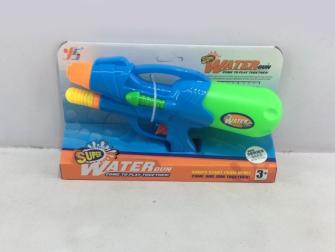 Wasserpistole PumpGun 2 Farben ass 29x6.6x16.2cm