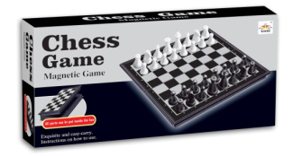 Schachspiel 20x10x3.5cm