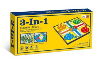 Spielset 3in1 32x16x4cm