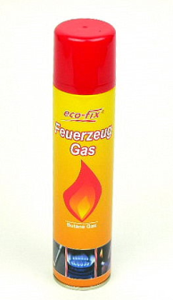 Feuerzeuggas 300ml Ecco
