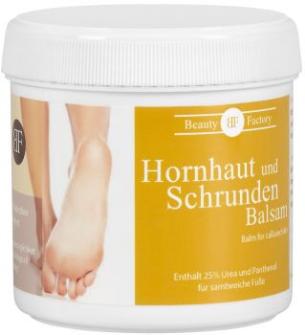 Creme BF Hornhaut & Schrunden Balsam, 200ml