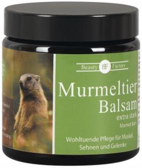 Creme BF Murmeltier-Salbe extra, 110ml