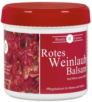 Creme BF Rotes Weinlaub Balsam, 200ml