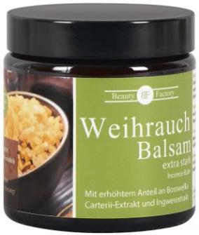 Creme BF Weihrauch-Creme extra, 110ml